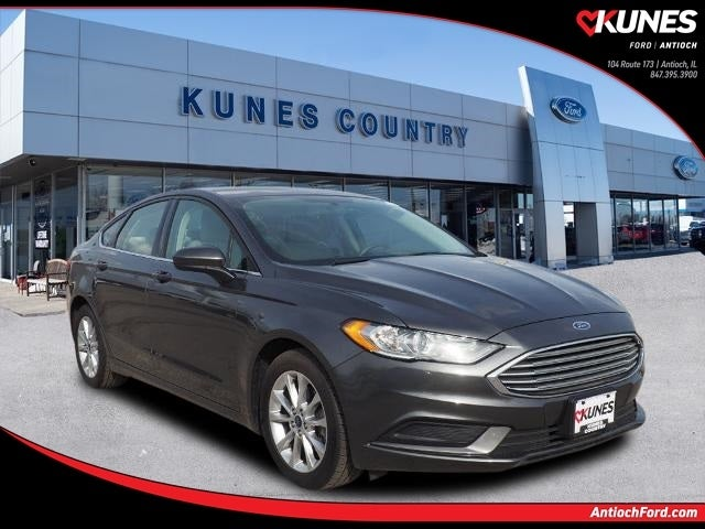 2017 Ford Fusion Se In Oregon Il Kunes Country Cdjr Of